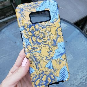 Skinit Floral Galaxy S8 Plus Case